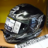 Casco SHOEI XR-1000 DIA NIGHTWING BLACK /WHITE MISURA M